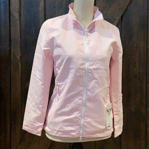 Light pink tennis/golf jacket